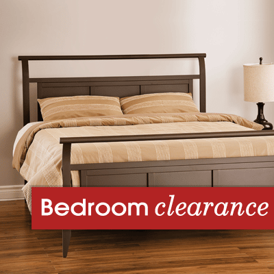 Bedroom Clearance