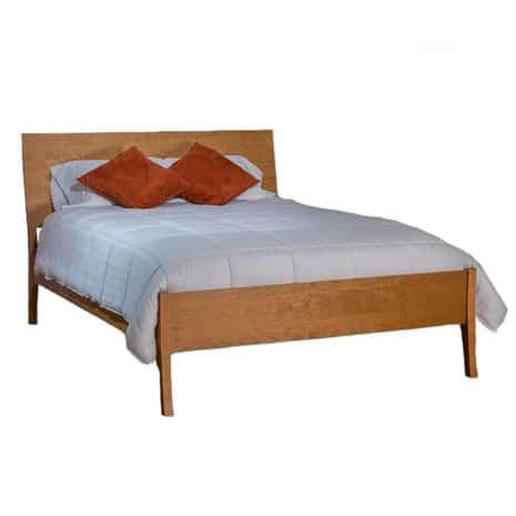 Denver Platform Bed Vermont Furniture | Modern Design ...