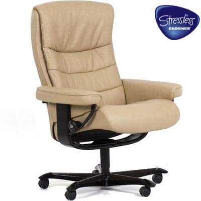 Stressless_Nordic_OfficeChair_Tan2