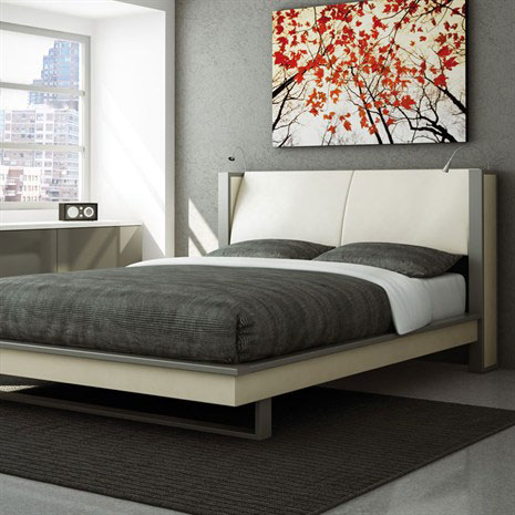 CT Light Bed Vermont Furniture | Modern Design Contemporary ...