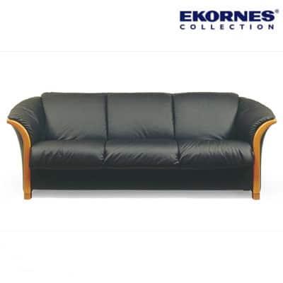 Ekornes Manhattan Sofa Leather Sofa Burlington Vt